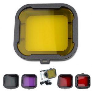 gopro barvni filtri